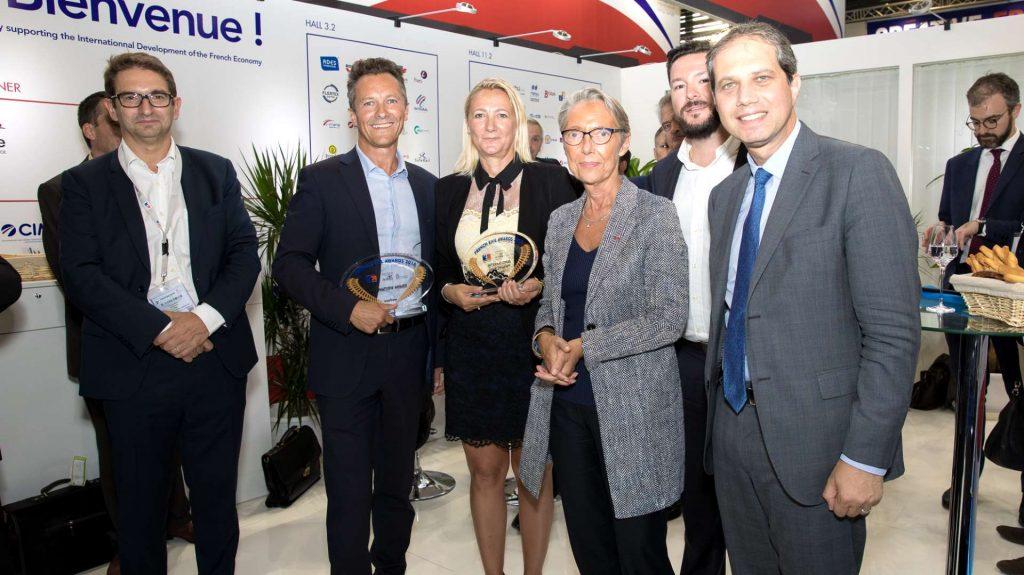 Vapé Rail International lauréat du prix de l'innovation à Innotrans